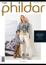 Prospectus Phildar : Collection Sport D'Hiver 18-19