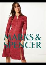 Prospectus Marks & Spencer : Robe & Combinaisons