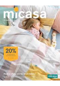 Prospectus Micasa : Micasa Angebote - Frühling 2019