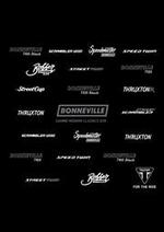 Prospectus Triumph : Bonneville - Gamme Modern Classics 2019