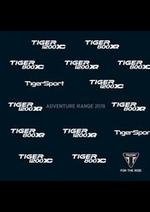 Promos et remises  : Adventure Range 2019