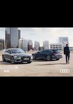 Journaux et magazines Audi : Audi A6