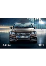Prospectus Audi : Audi A4/S4