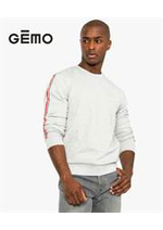 Prospectus Gemo : Nouvelle Collection Homme