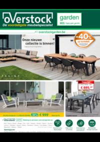 Prospectus Overstock Garden Namur : Février