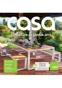 Prospectus Casa : Collection de jardin 2019