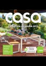 Prospectus  : Collection de jardin 2019