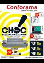 Prospectus Conforama : Confo Chóc