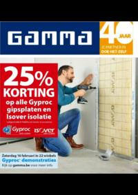 Prospectus GAMMA JEMEPPE SUR MEUSE : Gamma Folder