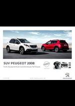 Prospectus Peugeot : Peugeot SUV 2008