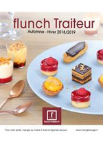 Prospectus Flunch : Flunch Traiteur Automne - Hivern 2018/2019