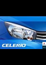 Prospectus Suzuki Auto : Celerio