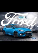 Prospectus Ford : Focus RS