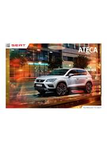 Catalogues et collections Seat : Seat Ateca