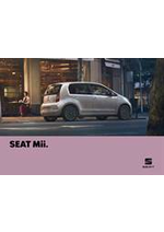 Catalogues et collections Seat : Seat Mii