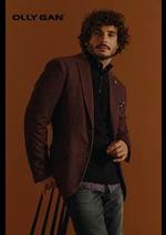 Prospectus Olly Gan : Costume Homme