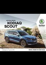 Promos et remises  : Skoda Kodiaq Scout