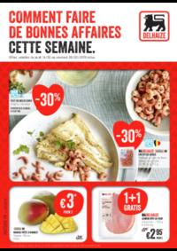 Prospectus AD Delhaize Fernelmont : Decouvrez les promotions de la semaine