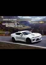 Prospectus Chevrolet : Chevrolet Camaro