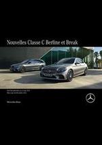Promos et remises  : Mercedes-Benz Classe C Berline et Break