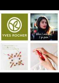 Prospectus Yves Rocher Auvelais : Yves Rocher Belgium