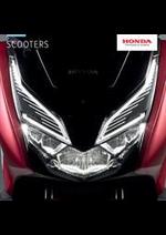 Journaux et magazines Honda France : Honda Scooters