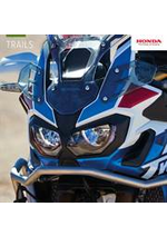 Promos et remises  : Honda Trails