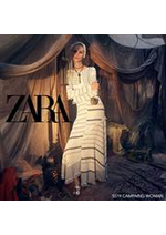 Prospectus ZARA : Zara SS19 Campaing Woman
