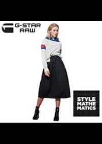 Prospectus G-Star Paris : Style Mathematics