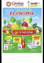 Prospectus Supermarchés Casino : Les jours économix avec les Vitamix