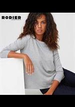 Prospectus rodier : Collection Femme