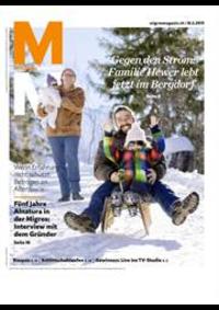 Prospectus Migros Belp : Migros Magazin 08