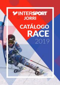 Catalogues et collections Intersport IXELLES : RACE