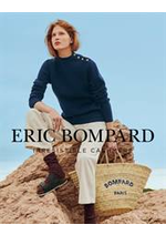 Prospectus Eric Bompard : Navy Collection