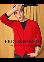 Prospectus Eric Bompard : Tendances Homme