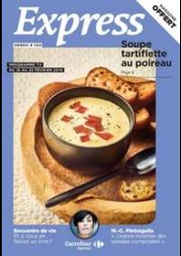 Prospectus Carrefour Express Arcueil : Express-Hebdo-S07