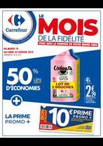 Prospectus Carrefour : Le mois de la fidélité 2