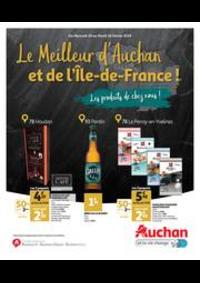 Prospectus Auchan BRETIGNY SUR ORGE : Le meilleur d'Auchan et de l'île de France