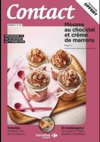 Prospectus Carrefour Contact Bois-Guillaume : Contact Hebdo S08