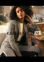 Prospectus Karen Millen : Nouveautés
