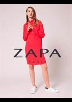 Prospectus Zapa : Collection Robes & Jupes