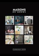Prospectus Maisons du Monde : Collection 2019