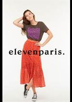 Prospectus ElevenParis : Collection T-Shirts / Femme