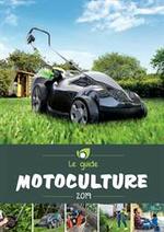 Prospectus  : Le Guide Motoculture 2019