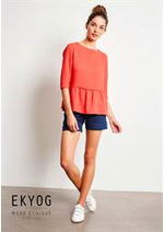 Prospectus Ekyog : Collection Tops & Chemises