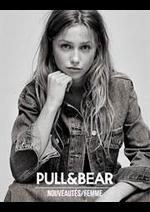 Prospectus Pull & Bear  : Nouveautés / Femme