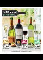 Prospectus Carrefour Market : Notre sélection vins de printemps