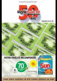Prospectus Intermarché Super Saint-Pol-sur-Ternoise : VOTRE FIDÉLITÉ RÉCOMPENSÉE