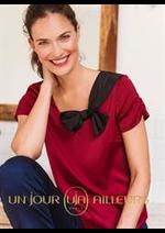 Prospectus Un Jour Ailleurs : Tops & Shirts Femme