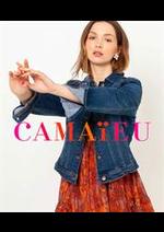Prospectus Camaieu : Collection Vestes